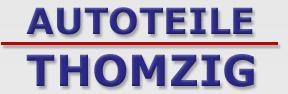 Logo Autoteile Thomzig - Alleestr. 32 - 58097 Hagen