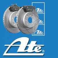 ATE Bremsen Service in Hagen: Bremsbeläge, Bremscheiben und Bremsflüssigkeit