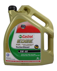 Edge 5w-40 Turbo Diesel (5 Liter)