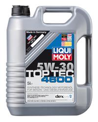 Liqui Moly Motoröl: Top Tec 4600 5 W-40 (5 Liter)